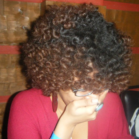 At Last The Dry Bantu Knot Out Post